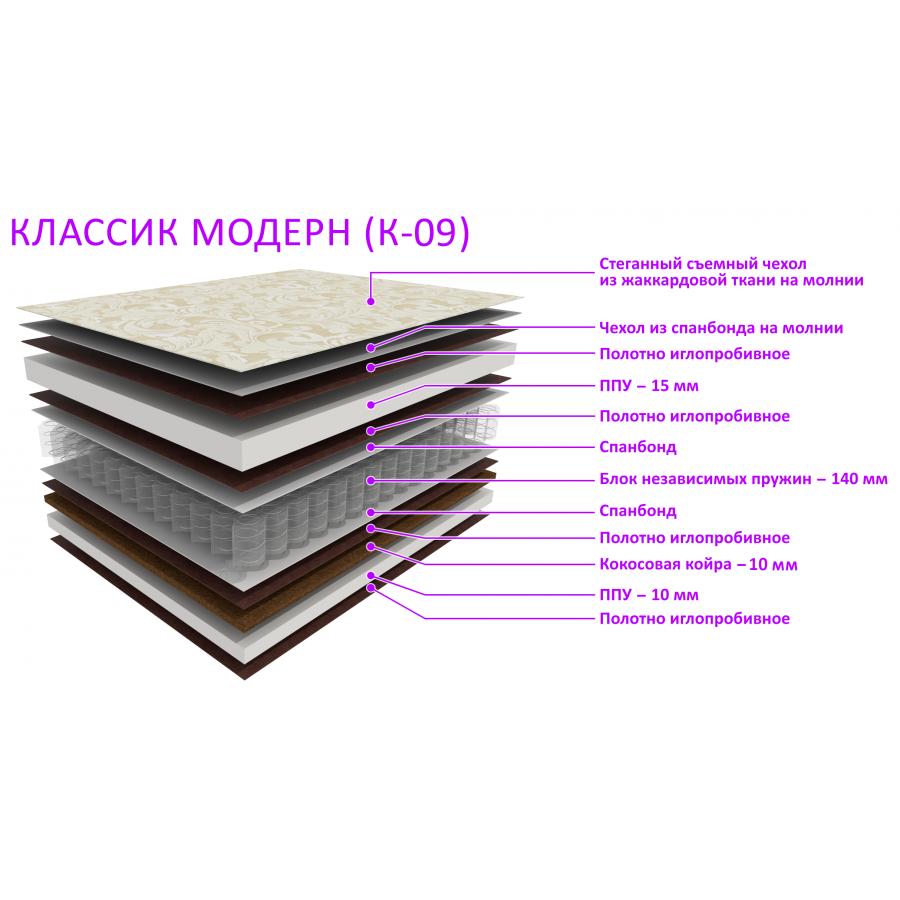 Классик Модерн К-09